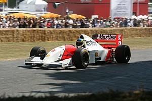 Vintage Actualités Enchères - Une Williams insolite aux couleurs McLaren de Senna
