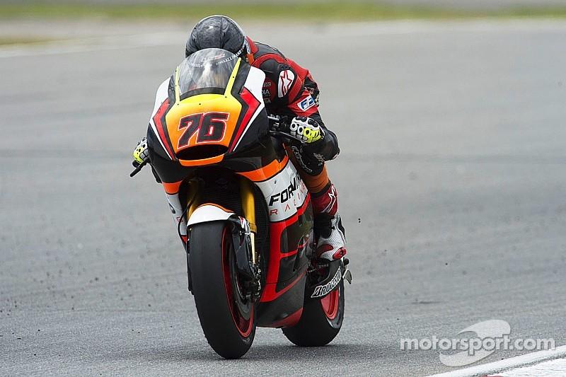MotoGP - Des signes encourageants pour le français Loris Baz