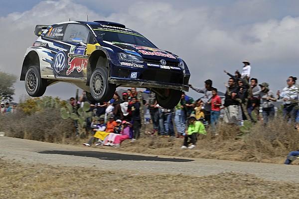 WRC - Rallye du Mexique : Le coup du sombrero pour Ogier !