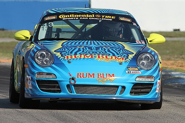 Rum Bum Racing fifth on CTSCC Sebring International Raceway grid