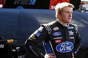 NASCAR Cup Breaking news Buescher to drive the No. 34 Ford Sprint Cup car at Fontana