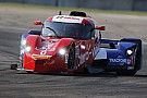 Broken suspension ends day for DeltaWing