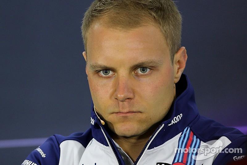 Bottas anxious to make Williams return in Malaysia