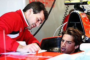 Formula 1 Breaking news Merhi keeps Manor seat for Malaysia