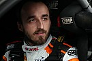 Kubica a testé la Lamborghini Huracan Super Trofeo