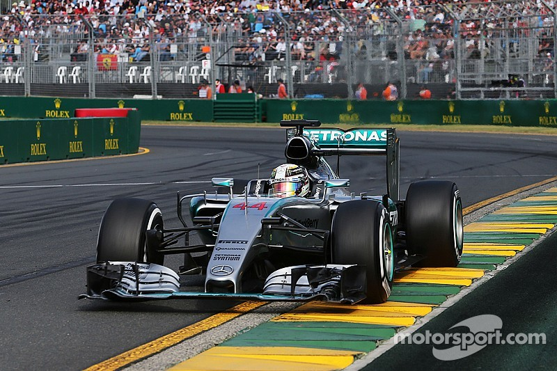Mercedes' objectives remain the same in Malaysia