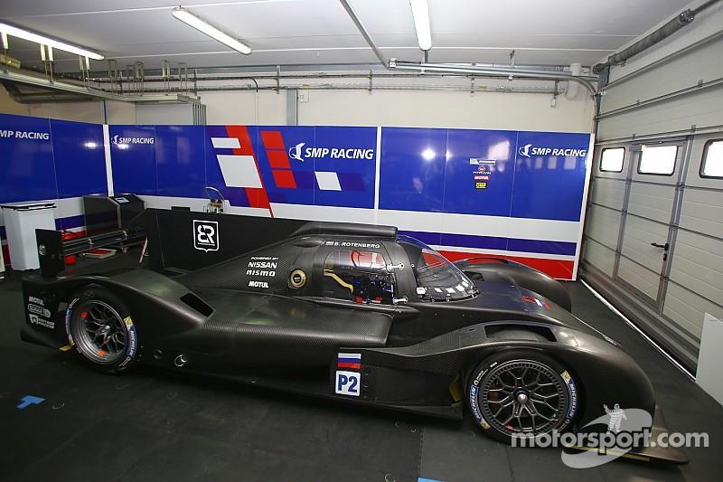 В SMP Racing приступили к тестам прототипа BR01