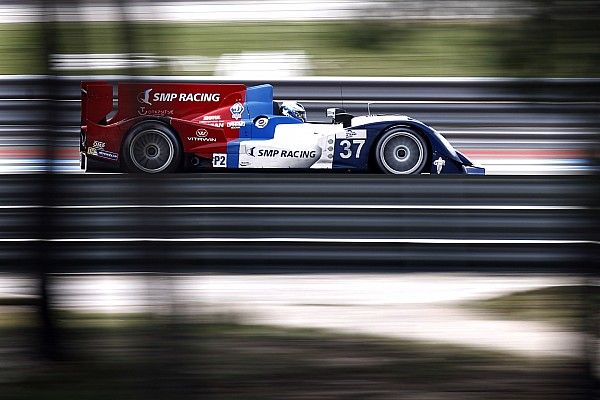 В SMP Racing отложили начало испытаний BR01