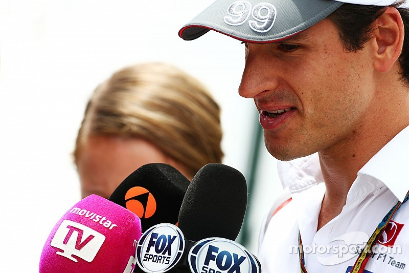 Sutil joins Williams as reserve driver