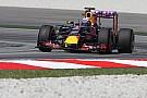 Los pilotos de Red Bull reconocen mejoras en Renault