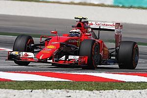 Formula 1 Practice report Ferrari: Allison wants Improvements on both sides