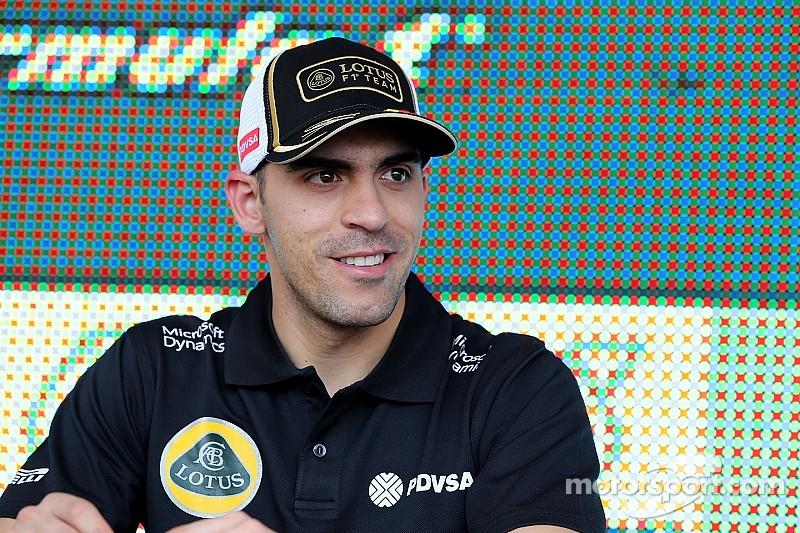 P12, Maldonado espère les points en course