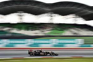 Формула 1 Новость Трое пилотов получили штрафы в Малайзии