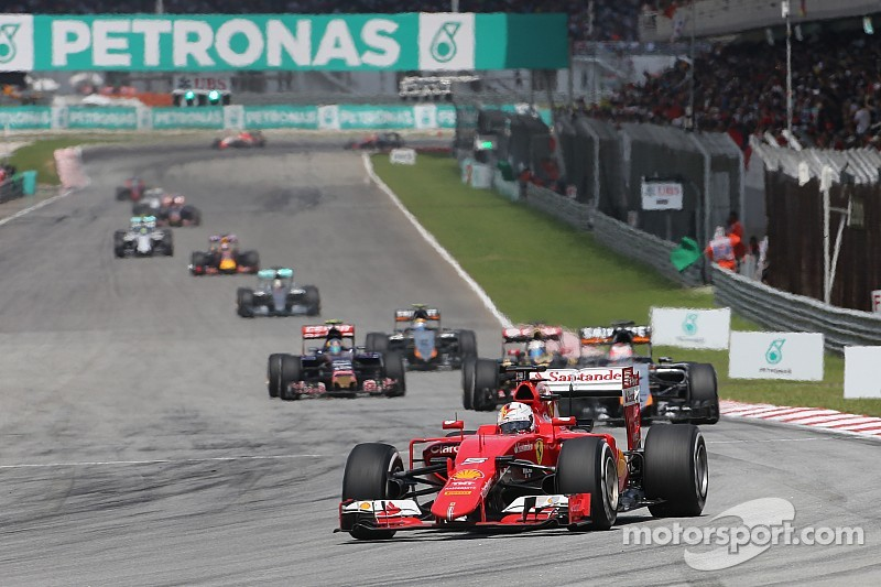 Malaysian Grand Prix: News round-up