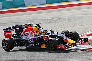 Formula 1 Race report In a difficult Malaysian GP, Red Bull is top ten