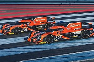 WEC Пресс-релиз В G-Drive Racing довольны предсезонной подготовкой