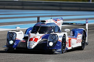 WEC Interview Davidson: Third Toyota entry at Le Mans makes no sense