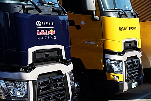 Formula 1 Breaking news Renault hopeful Red Bull will solve its issues by China