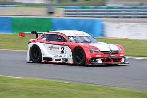 Touring Résumé de course Loeb en patron à Nogaro