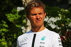 Formula 1 Breaking news Rosberg: I'm not going to play number 2 role