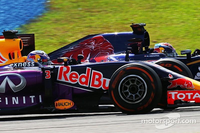 "Sainz - ""Red Bull n'est pas la cible de Toro Rosso"""