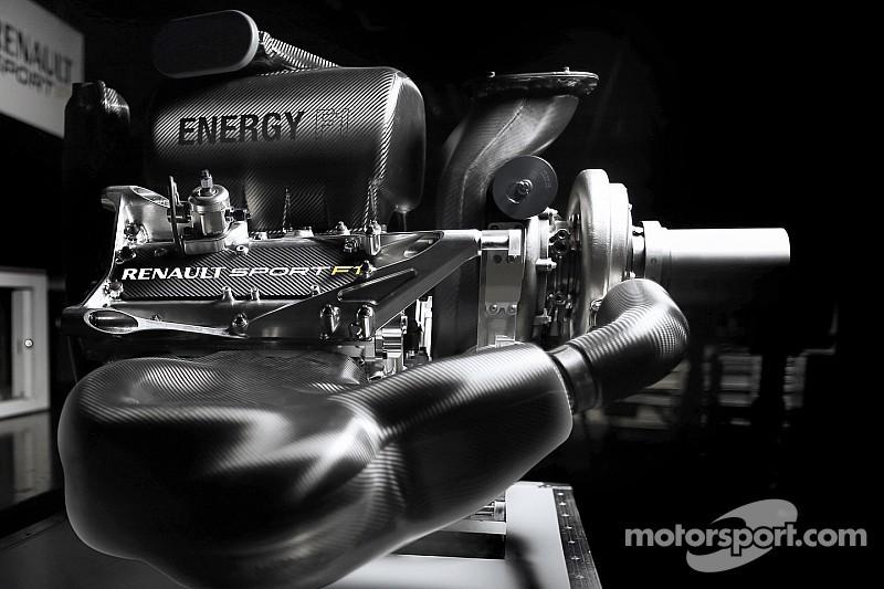 Le cinquième moteur pour 2015 au point mort