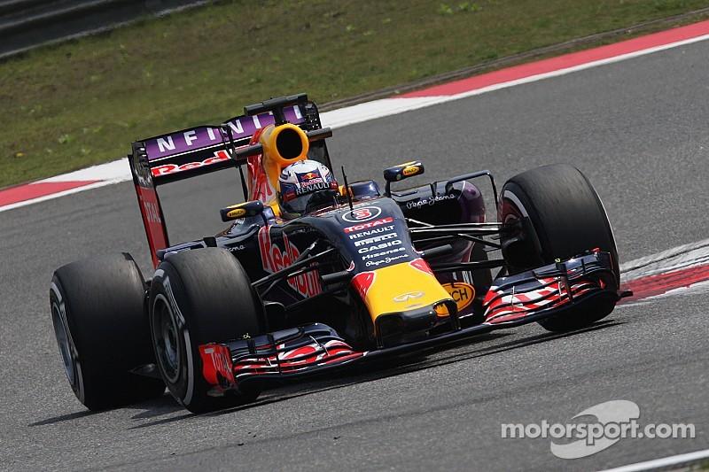 Un vendredi très prometteur pour Ricciardo