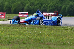 IndyCar Practice report Kanaan leads Chevrolet-dominated practice to kick of NOLA weekend