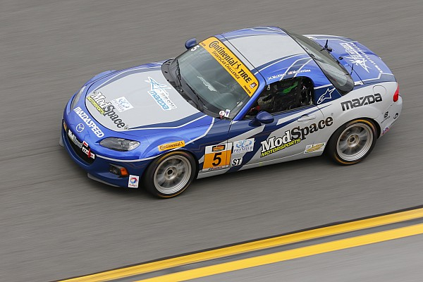 John Dean to start MX-5 Cup race one on pole at NOLA
