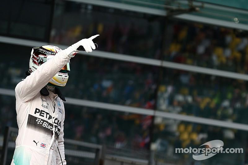Hamilton, gran favorito en apuestas para GP de China