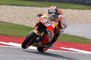 MotoGP Reporte de prácticas Márquez mantiene una ventaja sobre sus rivales en Austin