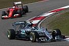 Deuxième, Rosberg a fait de son mieux