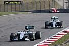 Rosberg aseguró que Hamilton