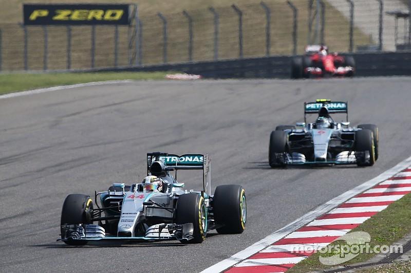"""Rosberg aseguró que Hamilton """"comprometió"""" su carrera"""