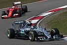 Hamilton, sorprendido por las quejas de Rosberg