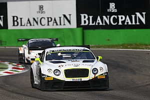 Blancpain Endurance Race report Double endurance duty for Bentley Team HTP
