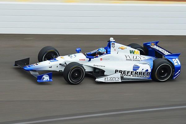 Saavedra, Servia et Hildebrand rejoignent le peloton de l'Indy 500