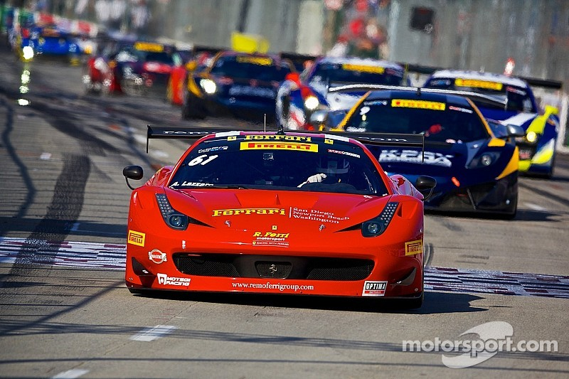Pirelli World Challenge reaches full field for Long Beach race weekend