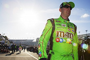 NASCAR Cup Press conference Kyle Busch takes road to recovery one day at a time