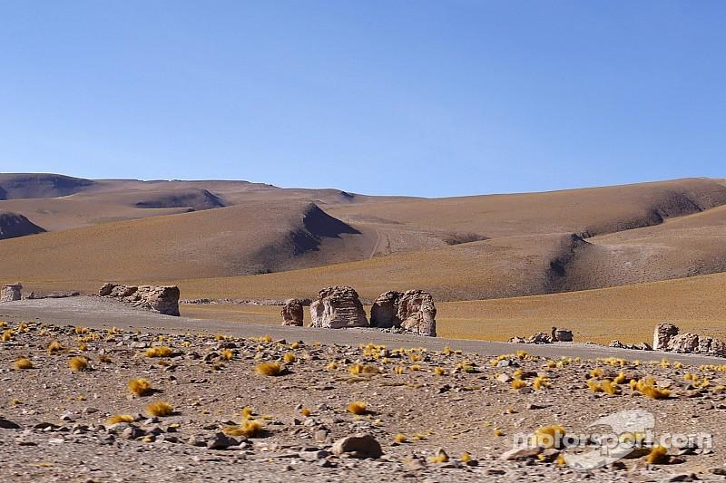 El Dakar 2016 inicia en Lima y finaliza en Rosario