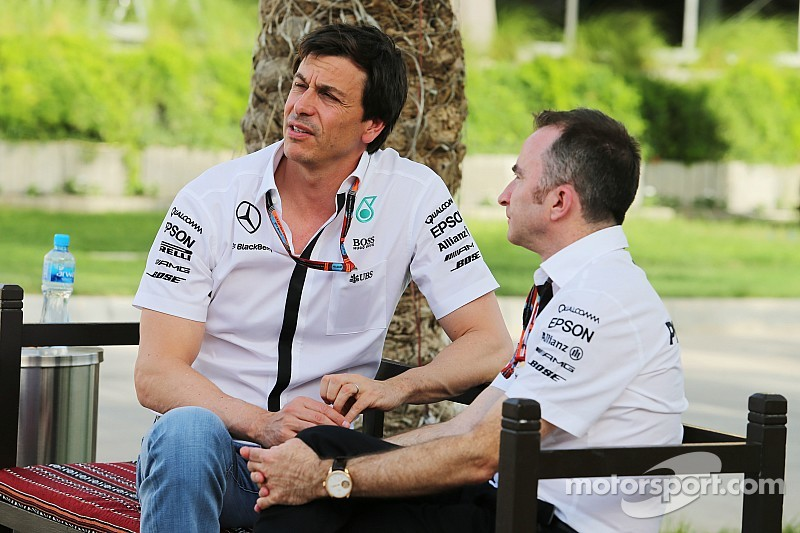 Mercedes: Темп Ferrari может заставить нас перейти к командной тактике