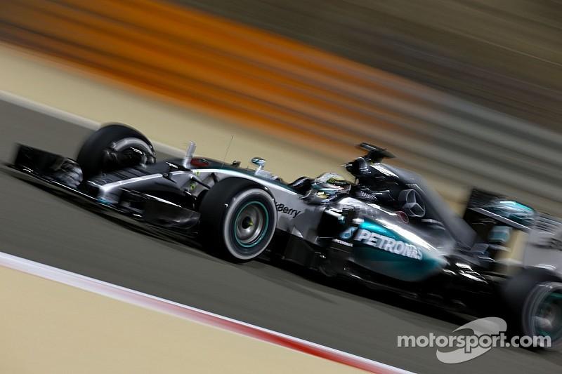 Qualifs - Hamilton intouchable, Vettel s'immisce entre les Mercedes!