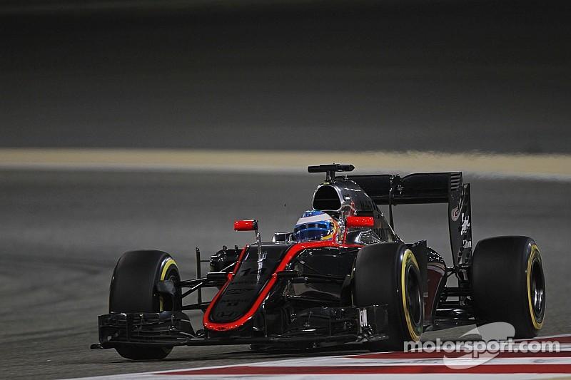 Alonso feliz, pero no piensa en puntos