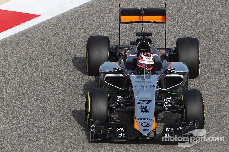 Sahara Force India shows progress on qualifying for tomorrow's Bahrain GP