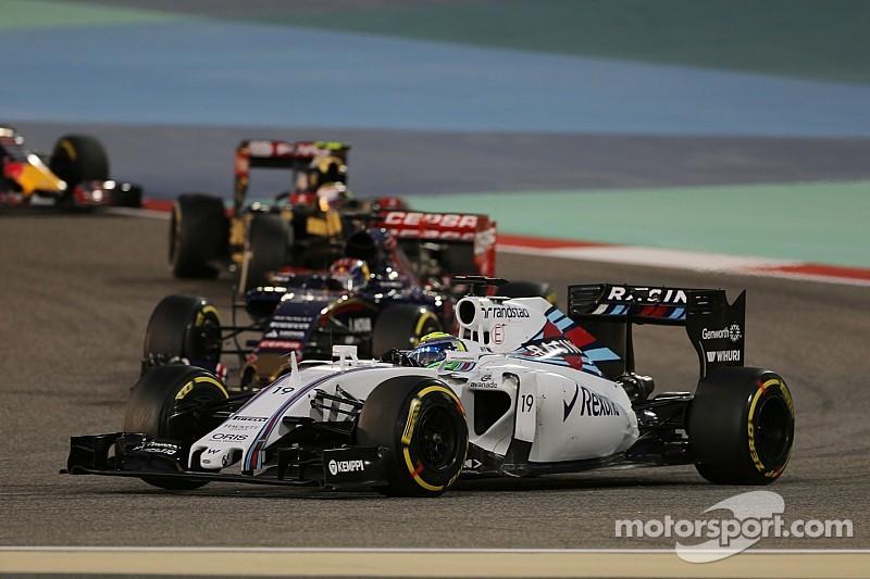 Massa blames Maldonado for halting his charge