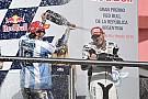 Un premier podium avec LCR pour Cal Crutchlow