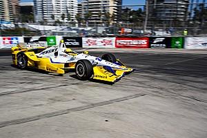 IndyCar Actualités Pagenaud heureux après son combat avec Montoya