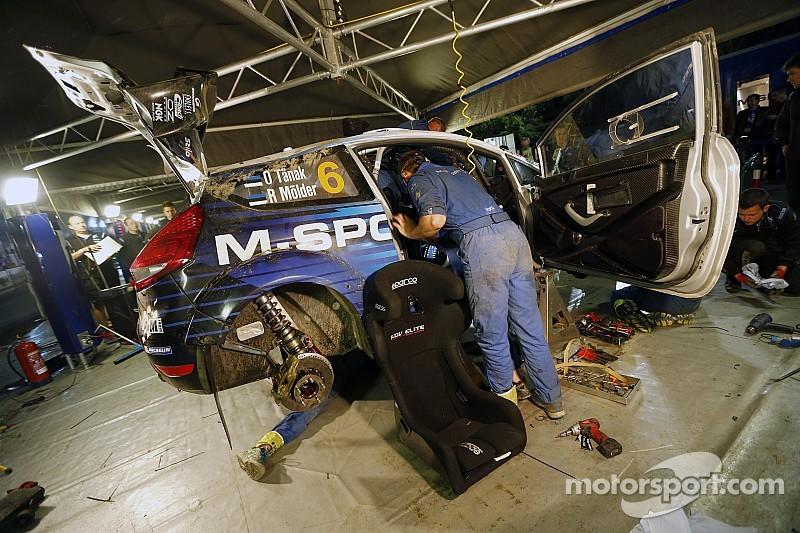 M-Sport tentera de contrer la remontée de Citroën en Argentine