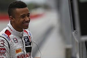 GP3 Отчет о тестах Марденборо показал лучшее время первого дня тестов
