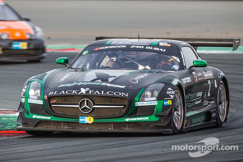 Black Falcon returns to the Nürburgring for 2nd VLN race